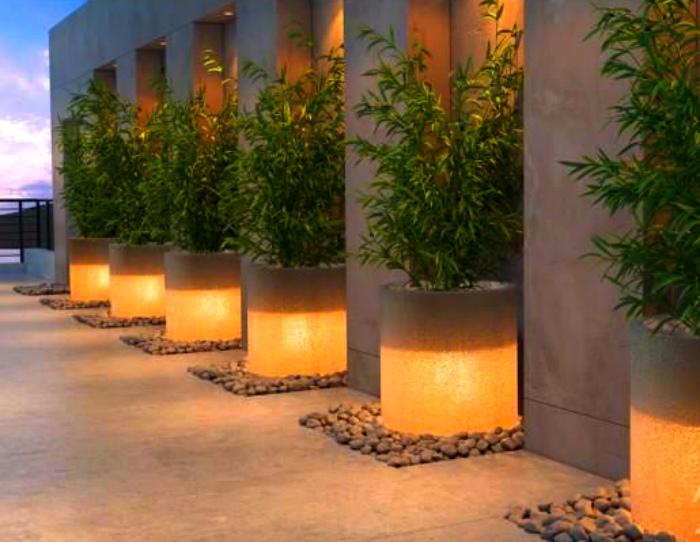 17 идей освещения, с которыми придомовая территория и сад превратятся в Эдем