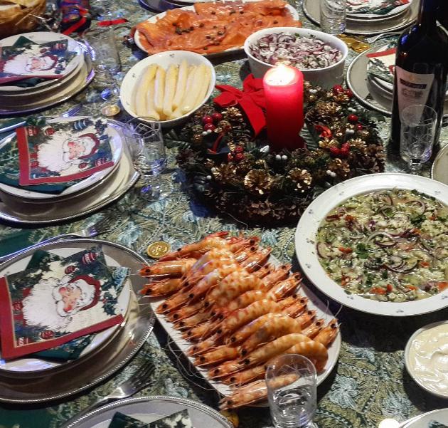 еда на новый год в разных странах после регулярного применения