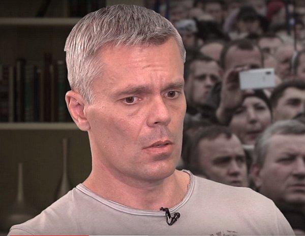 Андрей Ваджра: Мразям, называющим себя «украинскими журналистами», нужна смертная казнь