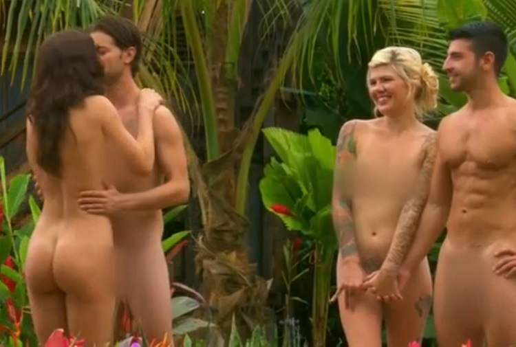 Сзади порно без цензуры реалити шоу видео брачная первая