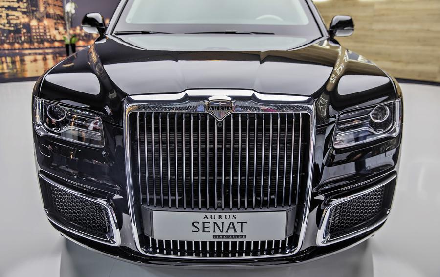 Седан президента подешевел на 10 млн рублей перед началом продаж