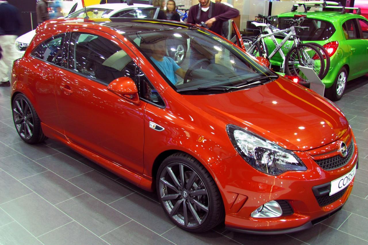 В Беларуси собраны первые три Opel Corsa
