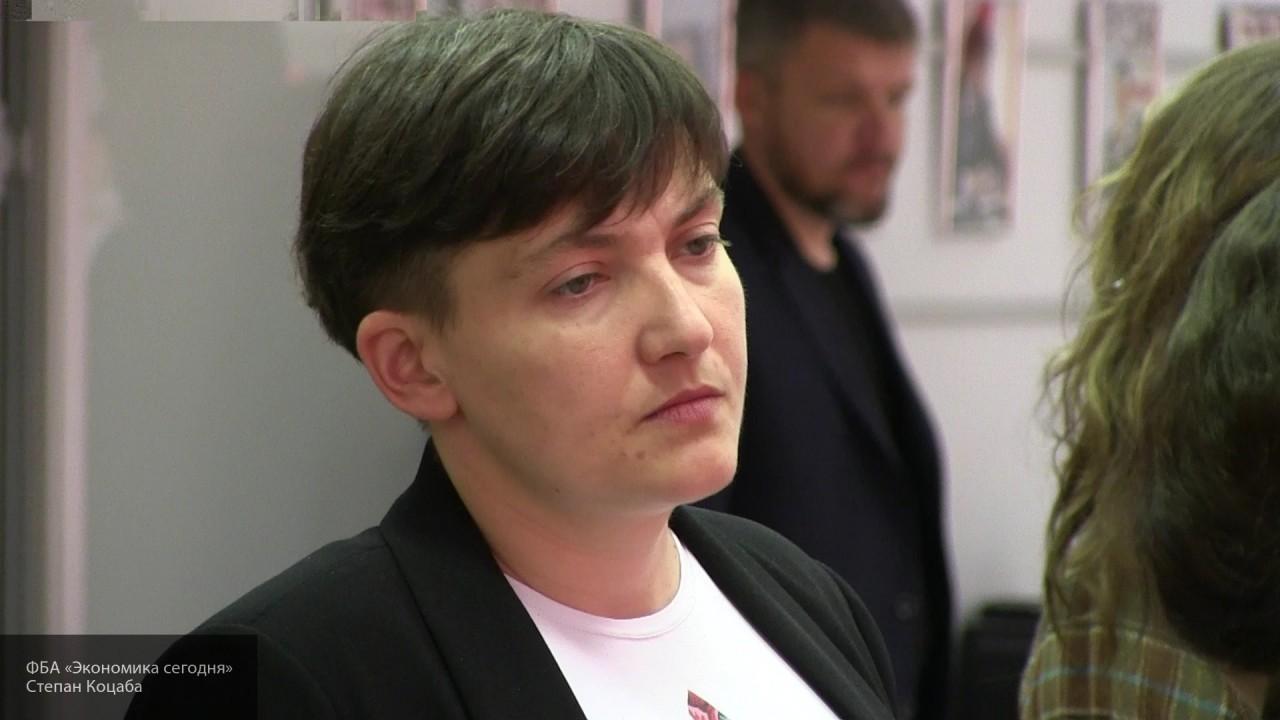 «Сгустилась кровь и почернели руки»: состояние здоровья Савченко сильно ухудшилось