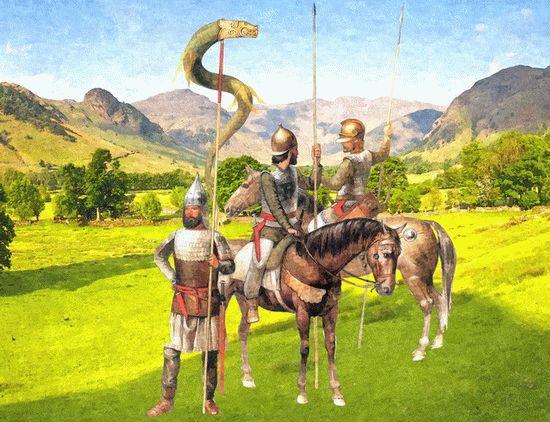 Сармато-Готская эпоха (200 г. до н.э.-370 г. н.э.)