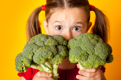 Should You Force Kids to Eat Their Broccoli?