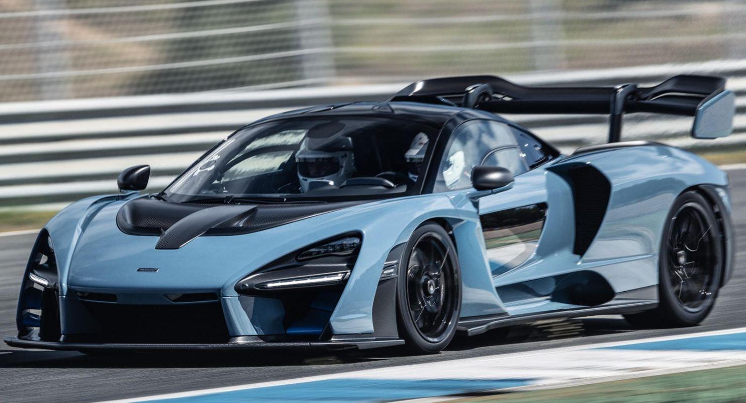 10 спорткаров со стандартными двигателями внутреннего сгорания Автомобили