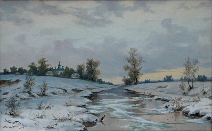 художник Николай Сапиенко картины – 02
