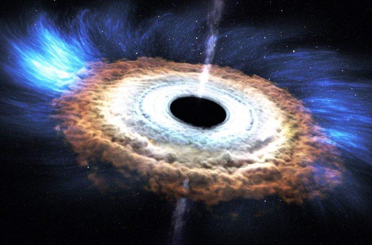 Майкл Стивенс прыгает в черную дыру