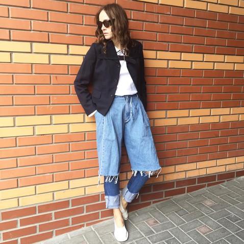 Самые модные джинсы по верси…