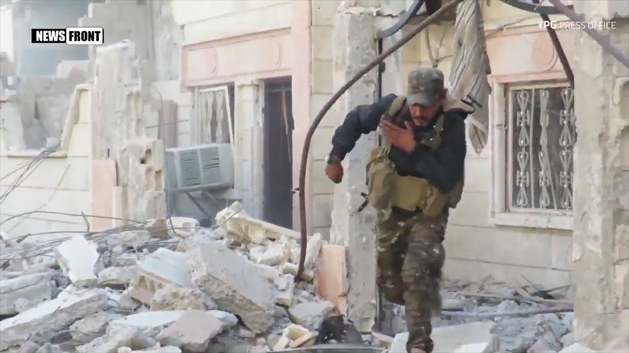 США не торопится освобождать Ракку от ИГИЛ* — Минобороны РФ