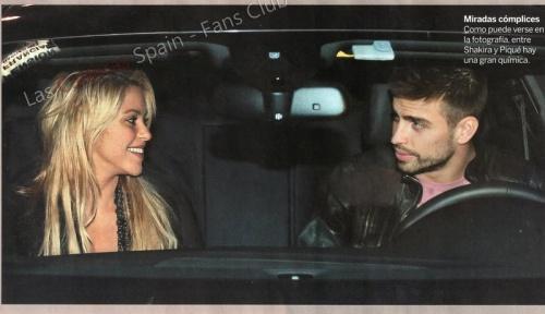 """Шакира: """"Пике очень ревнив и…"""