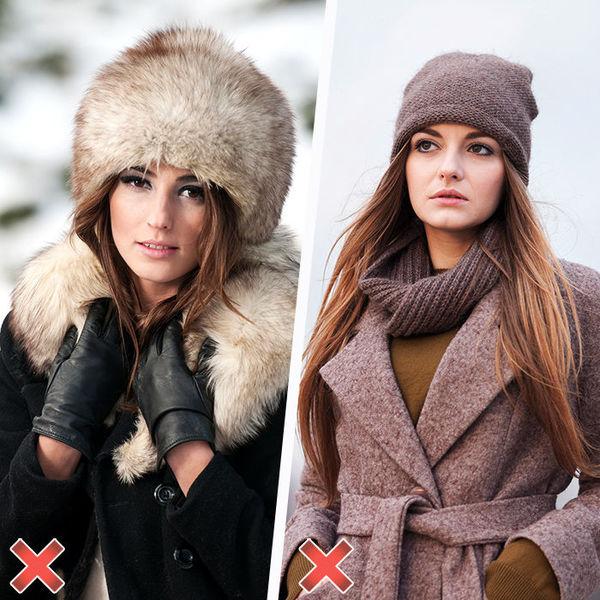Стиль Шапокляк: 7 моделей шапок, которые визуально состарят