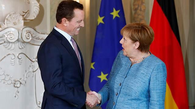 США поставили Германии ультиматум