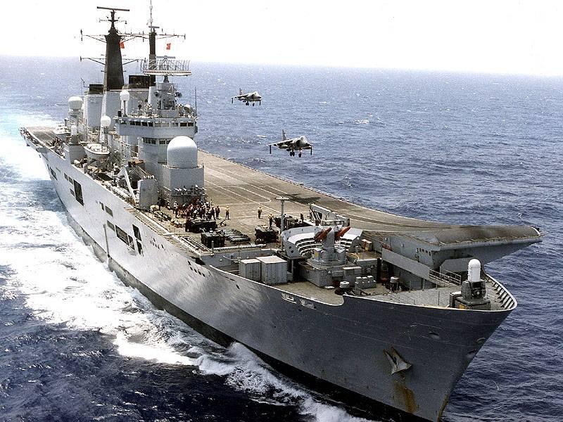Разбор критических комментариев к статье «Концепция авианесущего крейсера» вмф