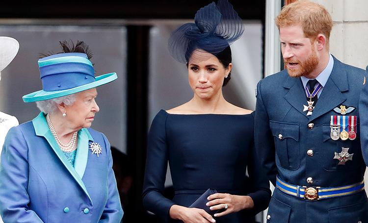 Елизавета II установила новый запрет для Меган Маркл и принца Гарри