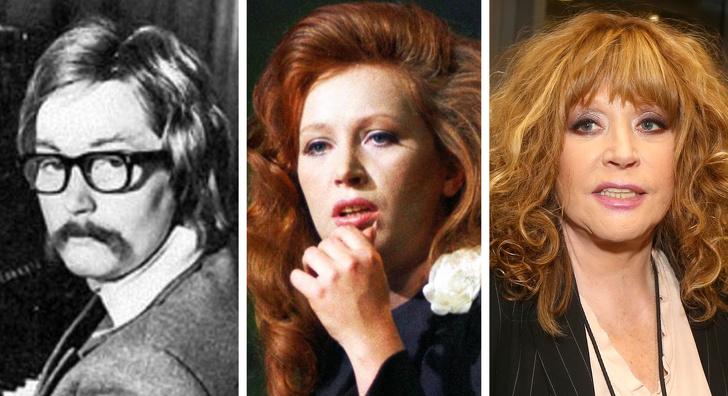 14 российских звезд, которые в начале своей карьеры выглядели словно другие люди