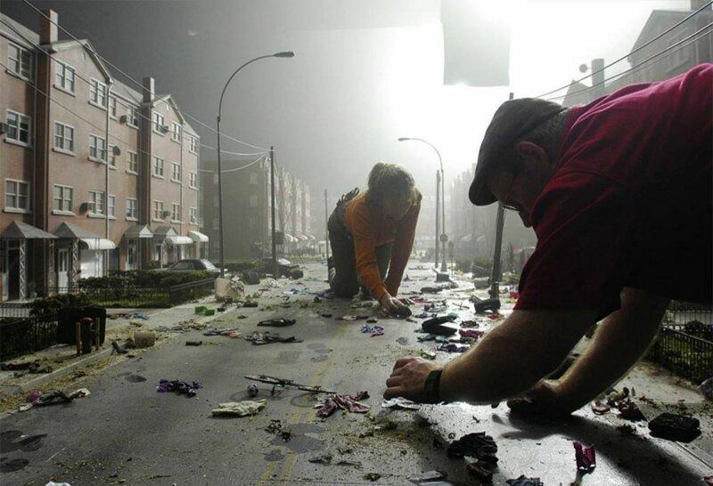 «Война миров» Стивена Спилберга интересно, кино, киносъемки