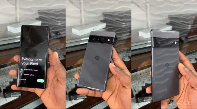 Смартфон Google Pixel 6 Pro:  как он будет выглядеть будущее,гаджеты,Интернет,мобильные телефоны,смартфоны,советы,телефоны,технологии,электроника