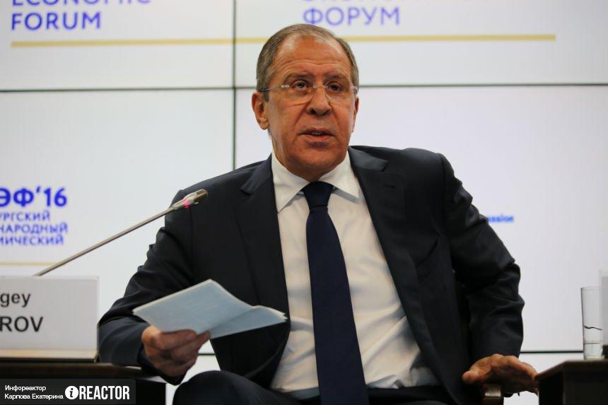 «Уже не могут побеждать»: Лавров прокомментировал ситуацию с допинговым скандалом