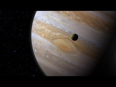 На Юпитере обнаружена струя, изменяющая свой курс на противоположный