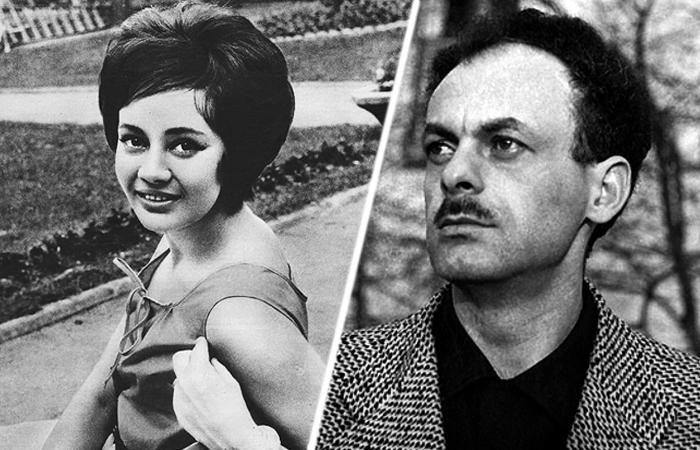 Булат Окуджава и Лариса Лужина: любовь как спасение