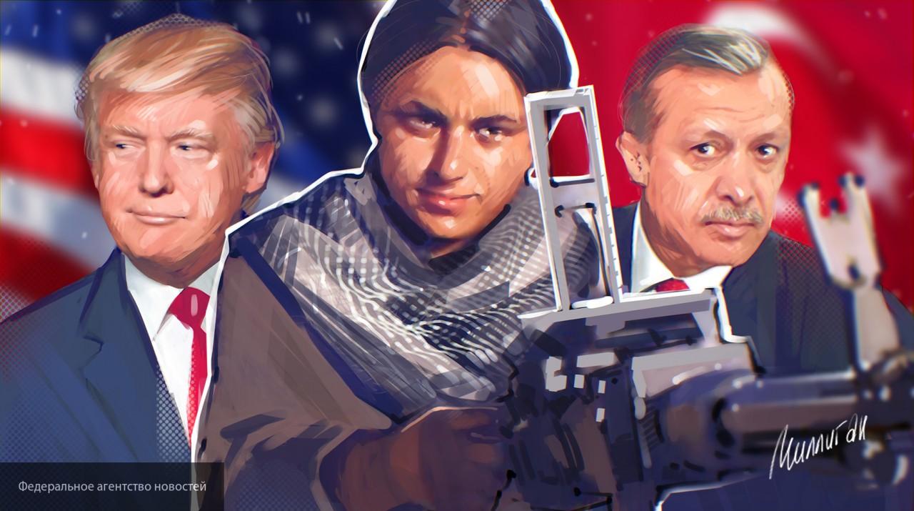 Дональд Трамп во время переговоров с Эрдоганом обсудил проблему Катара