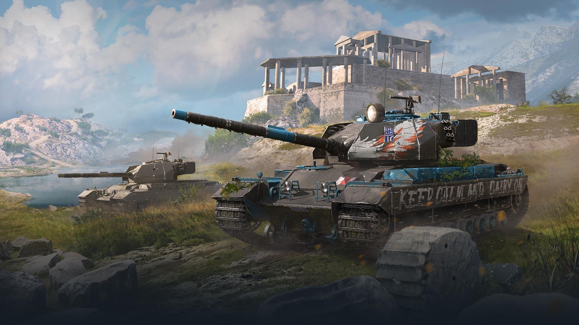 Как записать ролик боя в World of Tanks на Windows 10