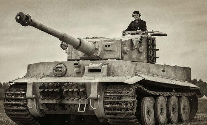 Смекалка советских солдат против немецких Тигров: как боролись с непобедимыми танками