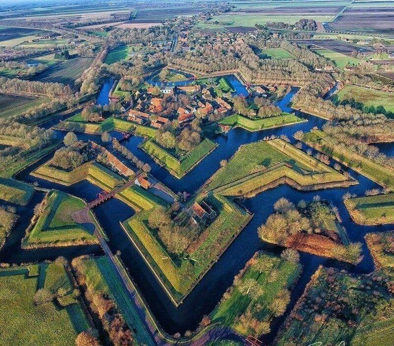 Так была придумана бастионная система укреплений — система фортификационных сооружений, пришедшая на смену средневековой фортификации артиллерия, бастионы, звездчатые крепости, интересное, исторические факты, сооружения, фортификация
