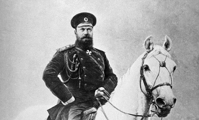 Александр III: император, которого представляли как Илью Муромца Культура