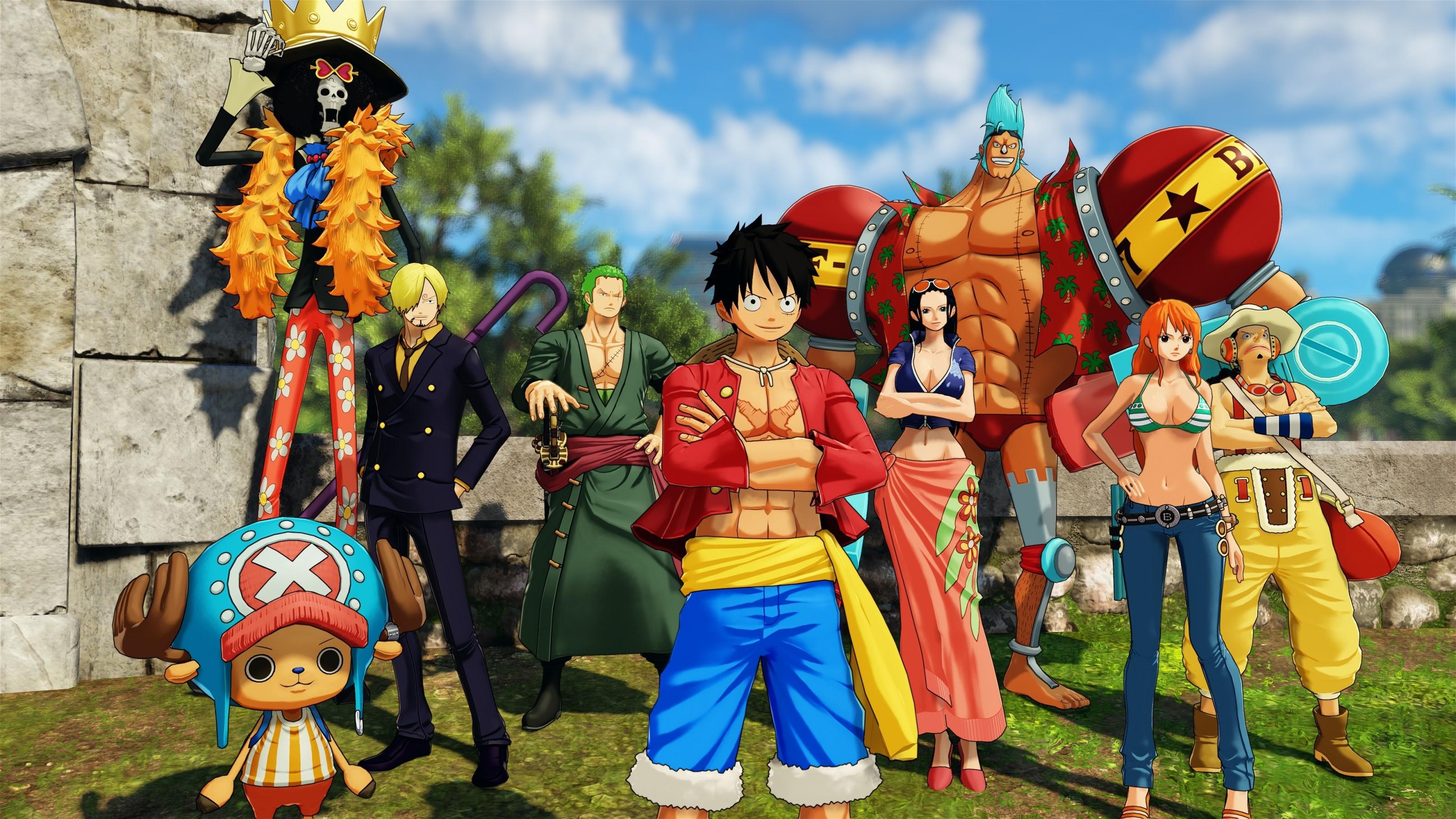 One Piece: World Seeker: Обзор Action