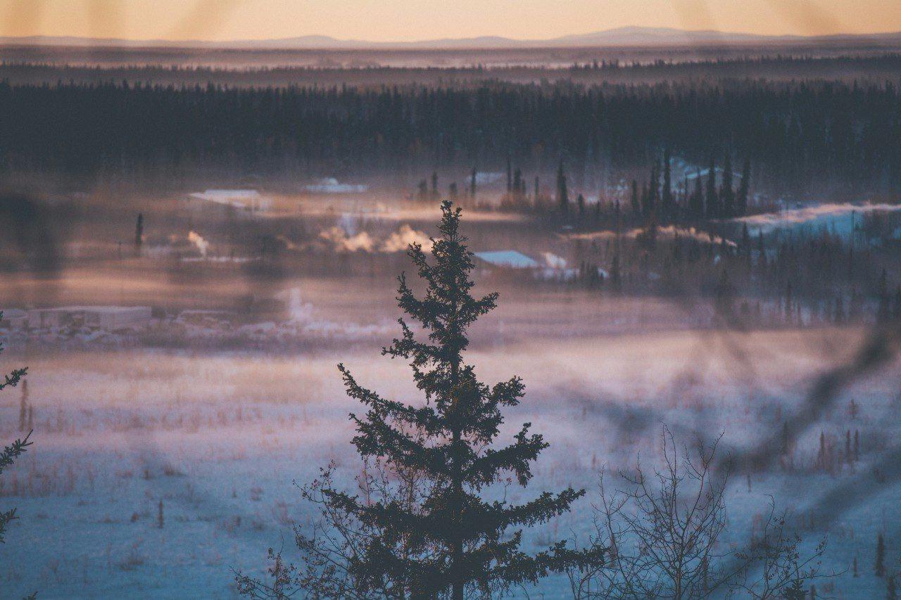 Классные зимние фотографии