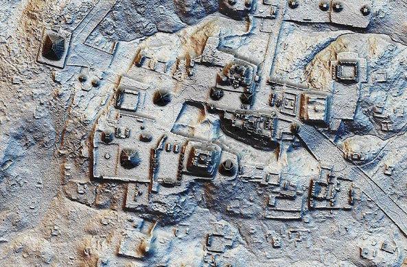 В центре Мексики нашли древнейший «Манхэттен»