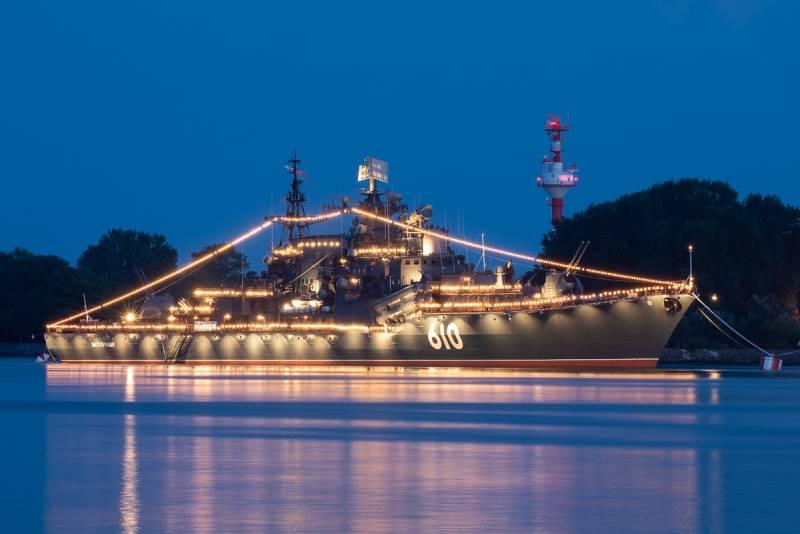 28 июля – День Военно-морского флота России вмф