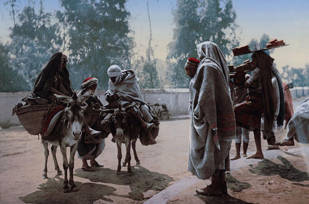 Тунис колониальный и патриархальный