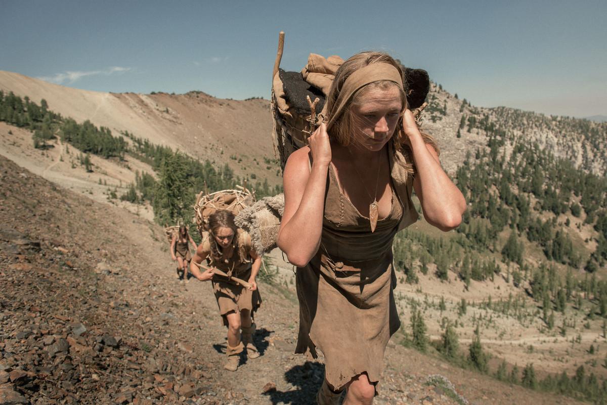 Назад в палеолит: охотники-собиратели 21-го века в фотопроекте «Живущие дикими» 10