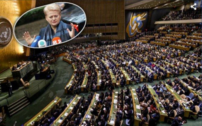 Российская делегация в ООН н…