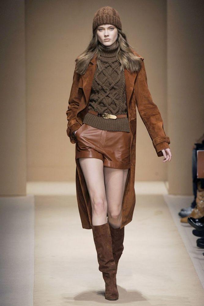 17 способов носить шорты в холодное время года, фото № 11