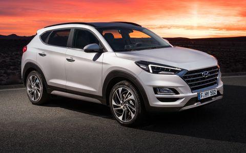 Hyundai Tucson пережил обновление. И там сплошная «косметика»