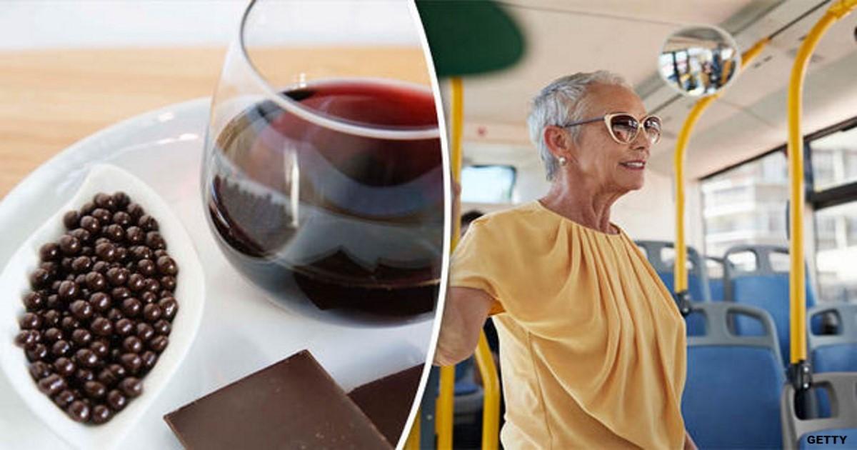 В вине и шоколаде есть что-то, что регенерирует ваши клетки...