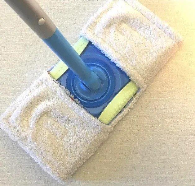 Как сшить насадку для швабры своими руками