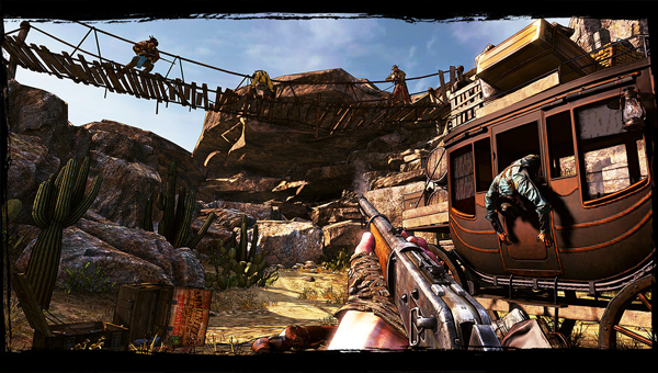 Call of Juarez игра