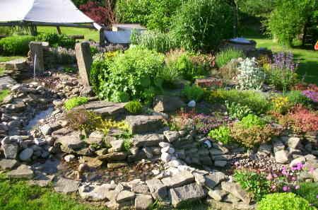Садовая скамейка из камня Своими руками (Усадьба) 17