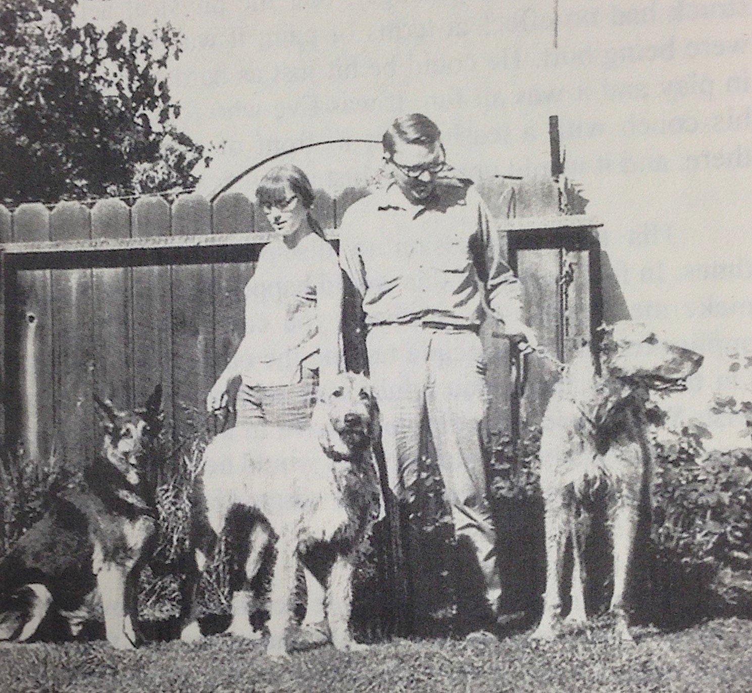 Гровер Крантц и его пес. История одной фотографии животные,интересное,интересные люди,интересные факты,история,увлечения,фотография,шок