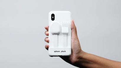 Теперь «айфоном» можно есть. Это как? айфон