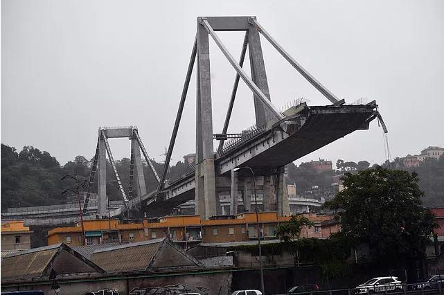 Почему мосты падают?