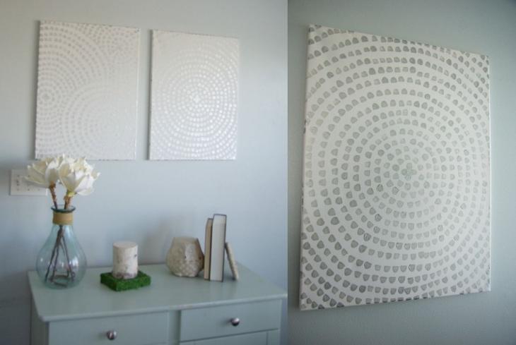 Картины своими руками в домашних условиях