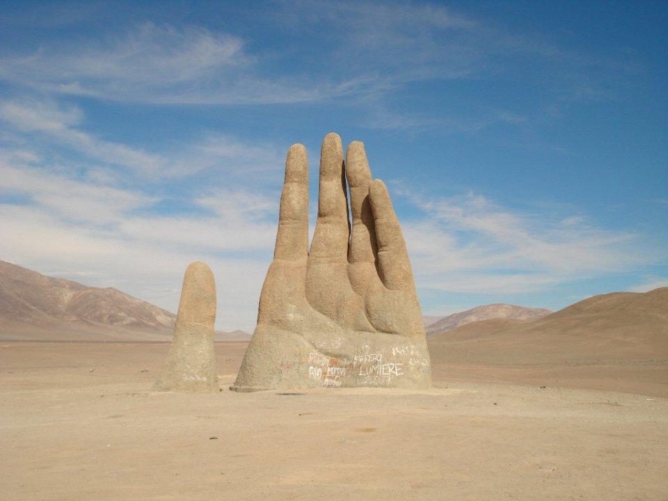 Самые необычные скульптуры. Часть 3