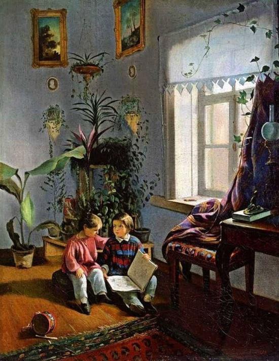 У истоков русского натюрморта