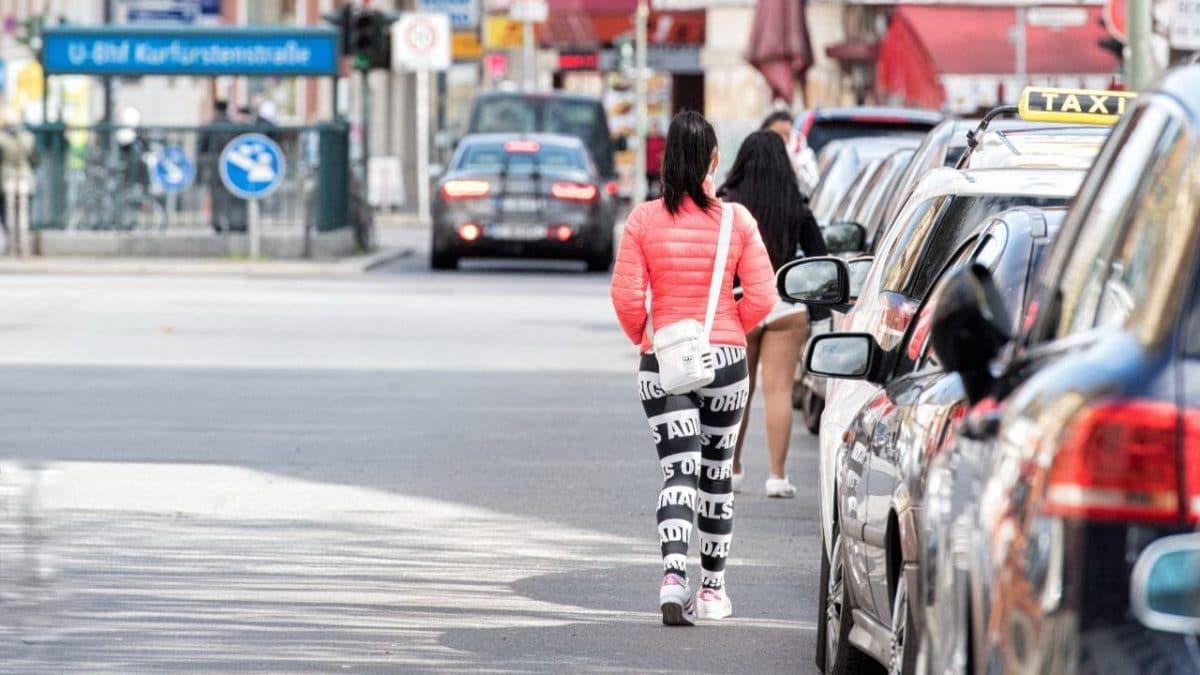 Проститутки берлинские расказ проститутки